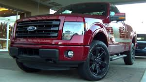 100 Most American Truck Ford Tops Lists Again With The 2014 F150