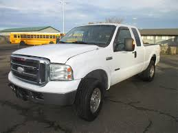 100 2005 Ford Trucks F250 Single Axle Powerstroke Automatic For Sale