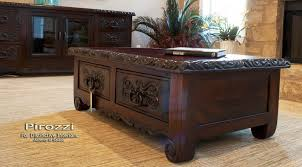 Tuscan Coffee Table Inspirational With Old World Furniture Hand Carved Style