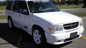 For $11,000, Could This 1998 Supercharged Saleen Explorer XP8 Put ...