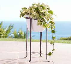 Blacksmith Standing Planter