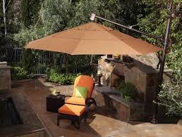 Sunbrella Patio Umbrella 11 Foot by Landscape U0026 Patio Interesting Costco Umbrella For Patio