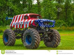 100 Black Stallion Monster Truck American Editorial Image Image Of Perform 42247625