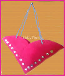How To Make Cute Paper Bag For Kids