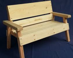 DIY Project Unfinished Kids Solid Wood Bench Toddler Boy Or Girl Childrens Furniture