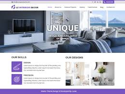 100 Interior Architecture Websites 7 Free WordPress Themes For Architects And Construction Companies