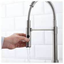 Ikea Faucet Aerator Adapter vimmern kitchen faucet with handspray ikea