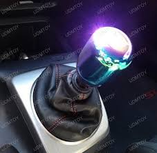 iJDMTOY JDM Neo Chrome Round 5MT 6MT Manual Replacement Shift Knob
