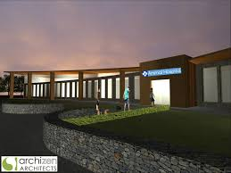 airport animal hospital archizen architects designing modern eco sustainable veterinary