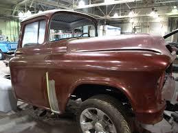 100 1957 Gmc Truck GMC Pickup Precision Car Restoration