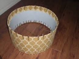 How To Make Your Own Lamp Shade From Scratch