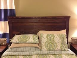 Ana White Rustic Headboard by Ana White Diy Queen Headboard Diy Projects