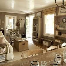 Living Room Rustic Paint Colors Decoration For
