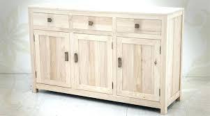 buffet cuisine en bois peinture bois meuble cuisine buffet bois brut peinture sur bois
