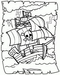 ColoriagePirate103gif 900×1167 Pirate Pinterest Intérieur