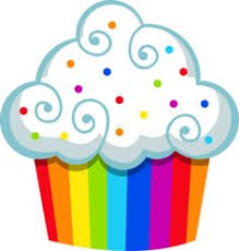 Cupcake clipart printable 6
