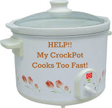 Help My Slow Cooker cooks too fast A Year of Slow Cooking