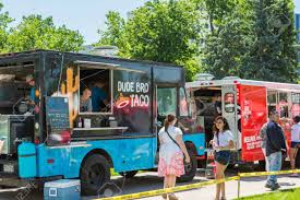 100 Denver Trucks Colorado USAJune 9 2016 Food At The Civic Stock