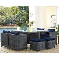 Wayfair Outdoor Patio Dining Sets by Mid Century Modern Patio Dining Sets You U0027ll Love Wayfair