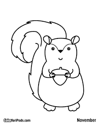 Kawaii Coloring Pages Mamegoma Images
