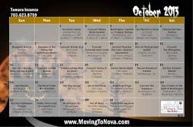Things To Do On Halloween by Things To Do In Alexandria Va October 2013 Events Calendar