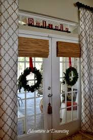 Sliding Door Curtain Ideas Pinterest by Best 25 French Door Coverings Ideas On Pinterest Curtains Or