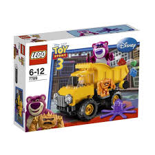 100 Lego Tanker Truck Cek Harga 7789 Toy Story Lotsos Dump Mainan Blok