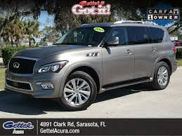 100 Craigslist Tampa Bay Cars And Trucks By Owner INFINITI QX80 For Sale In FL 33603 Autotrader