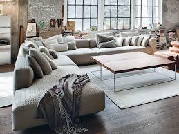 canapé zanotta sectional upholstered sofa pianoalto by zanotta design ludovica
