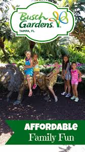 Busch Gardens Tampa Affordable Family Fun Making It All Work