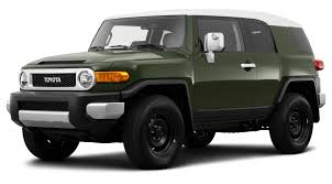 Amazon.com: 2014 Toyota FJ Cruiser Reviews, Images, And Specs: Vehicles