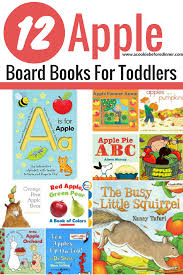 Books About Pumpkins For Toddlers by The Best Apple Board Books For Toddlers A Cookie Before Dinner