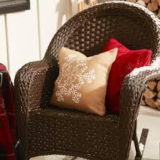 Wayfair Furniture Rocking Chair by Rocking Wicker Chair Concept Home U0026 Interior Design
