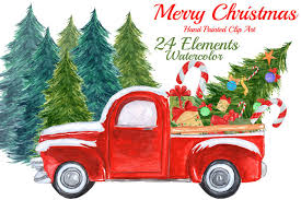 Watercolor Christmas Truck Clipart By V | Design Bundles Free Clipart Truck Transparent Free For Download On Rpelm Clipart Trucks Graphics 28 Collection Of Pickup Truck Black And White High Driving Encode To Base64 Car Dump Garbage Clip Art Png 1800 Pick Up Free Blued Download Ubisafe Cstruction Art Kids Digital Old At Clkercom Vector Clip Online Royalty Modern Animated Folwe