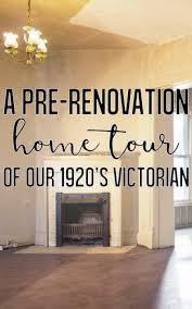 100 Victorian Home Renovation Queen Anne House Tour PreReno REHAB DORKS