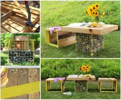 AD Creative Pallet Furniture DIY Ideas And Projects