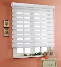 bathroom window treatments amazon com