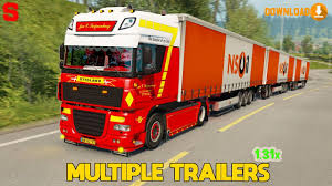 100 Gta 5 Trucks And Trailers Multiple V1 131x ETS2 Mods Euro Truck Simulator 2