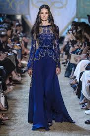 Défilé Elie Saab Automne hiver 2017 2018 Haute couture