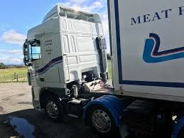 2013 DAF XF105 8x4 Tractor Unit - Southpac Trucks