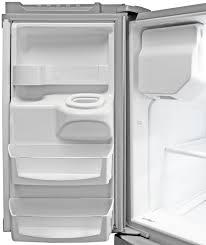 Whirlpool Refrigerator Leaking Water On Floor by Whirlpool Wrx735sdbm Refrigerator Review Reviewed Com Refrigerators