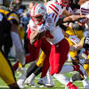 Huskers Come Up Short at No. 24 Iowa