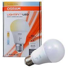 osram a19 60w light bulbs ebay