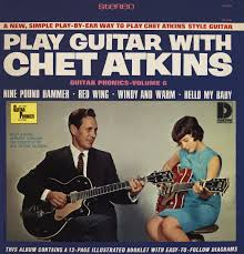 Today Guitar Tab Smashing Pumpkins by Chet Atkins Play Guitar Album Jpg
