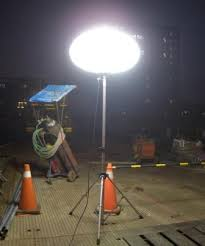Aleddra LED Lighting brings LightFly 5000 LED Balloon luminaire to