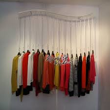 Clothing Font B Store Rack Display Window Wall Hanger