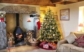 Fraser Christmas Trees Uk by Balsam Hill Fraser Fir Christmas Tree Review Slinky Studio