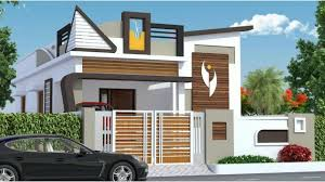 100 House Design Photo Single Floor Architecture Building
