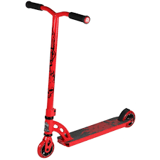 MGP VX5 PRO COMPLETE SCOOTER RED
