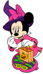 Mickey And Minnie Mouse Halloween Coloring Pages by Mickey And Minnie Halloween Clipart Clipartxtras